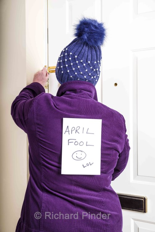 April Fool's Day Joke