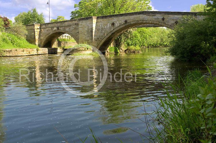 Bridge over the River Derwent Stamford Bridge