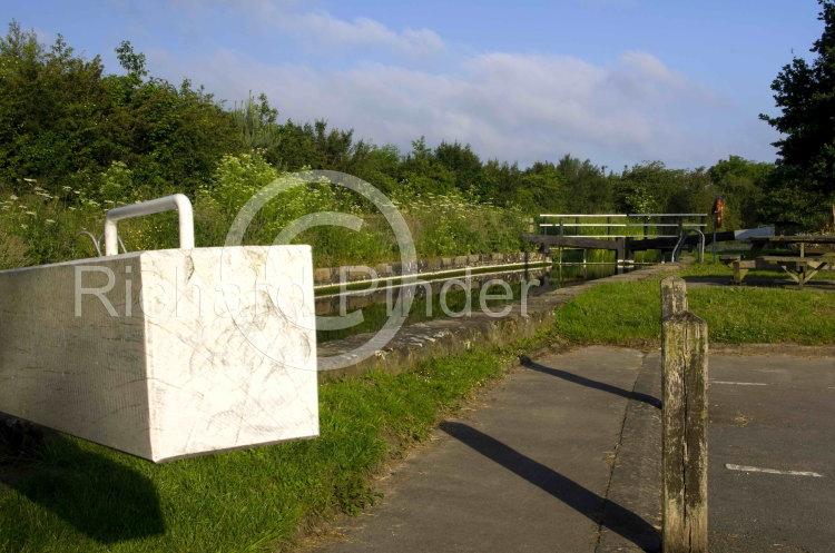 The Locks at Wansford