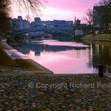 River Ouse and Lendal Bridge, York