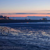 Bridlington South Pier at Dawn