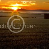 Sunrise Over the Yorkshire Wolds