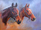 Stablemates by Jacqueline Stanhope