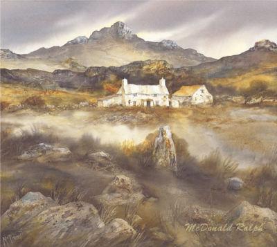 Western Farm by Gillian McDonald