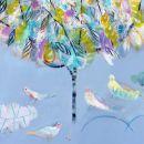Blue Dusk by Becky Blair