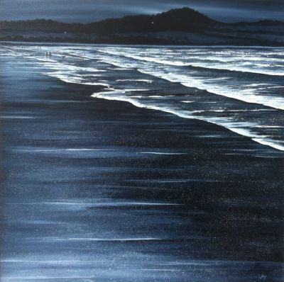 original beach scene by Jay Nottingham