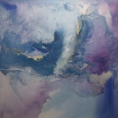 'Misty Blues' by Robin Mullen