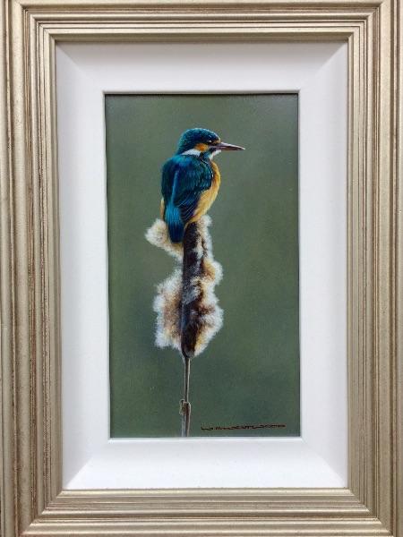 An original painting by Wayne Westwood