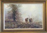 An original painting by Alwyn Crawshaw
