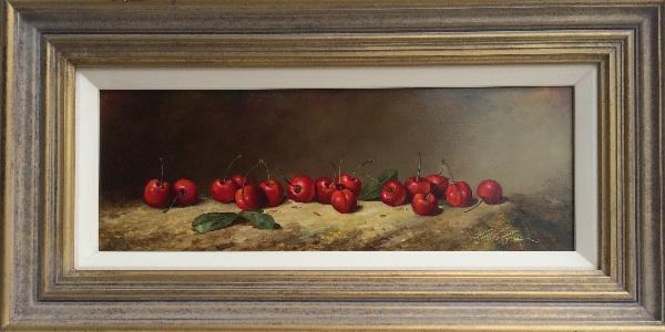An original painting by Paul Wilson