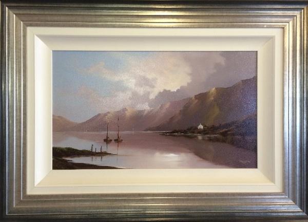 An original painting by David Renshaw