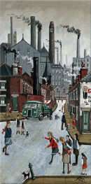'Collection Day' by Alan Tortice