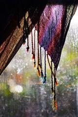 Fabric in Window