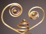 """cyclamen seed """"heart""""."""