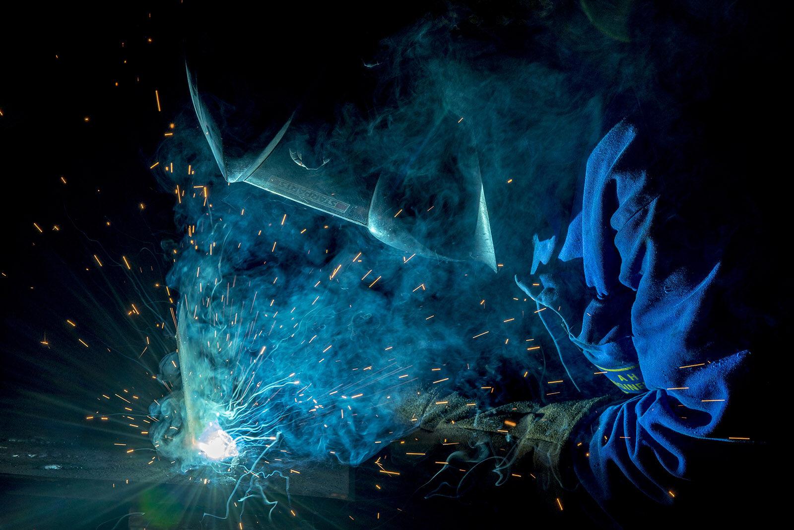 Phil welding 2
