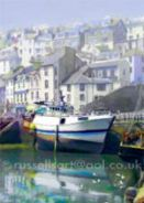 Brixham Harbour - Devon