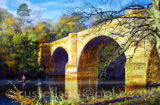 Prebends Bridge - Morning Glow
