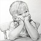 Sammy - Pencil drawing