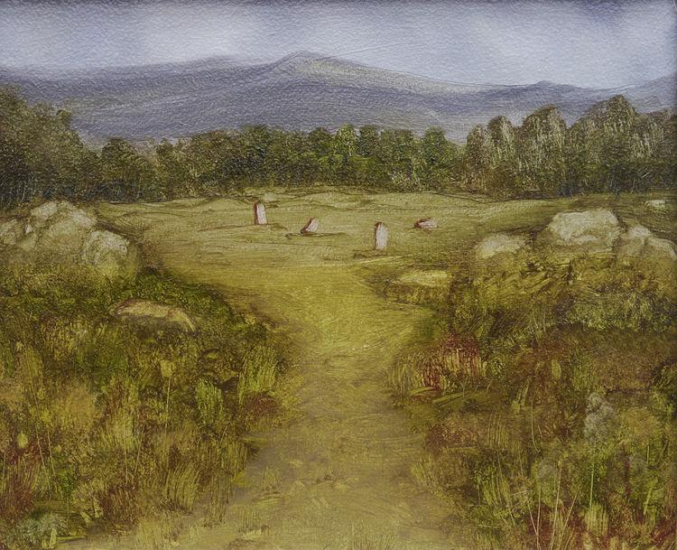 Circle, Bodmin Moor