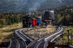 Mt Washington, Cog Railway