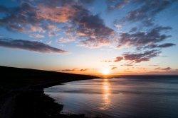 Sunrise from Lamlash, Arran, Scotland