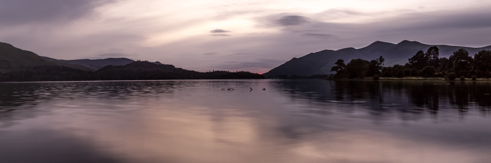 Still waters, Derwentwater
