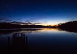 Sunset at Ashness Gate, Derwentwater