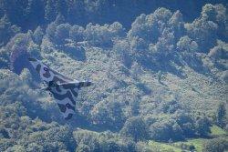 Vulcan over Braithwaite