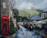 Christmas Eve Castleton