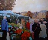 Autumn at Bakewell Market