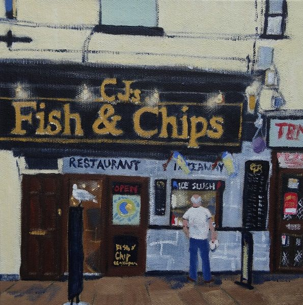 CJ's Fish and Chips Filey