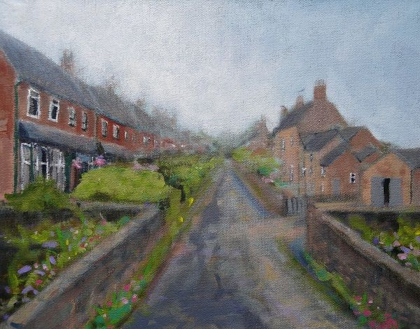 George Street, Belper, Ruth Gray