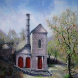 Lea Pump House early Spring SOLD