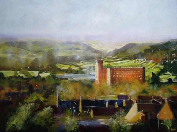 East Mill, Belper, Ruth Gray
