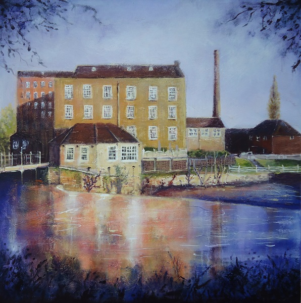 The Mill at Darley Abbey SOLD