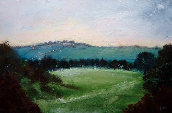 View Towards the Chevin Belper, Sold