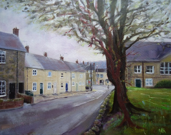 View of Strutt Cottage, Sold