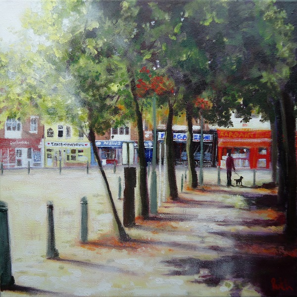 Walking the Dog Heanor Market Place SOLD