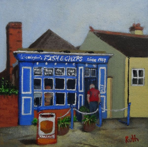 Wessington Fish and Chip Shop