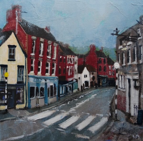 St John Street Wirksworth sold