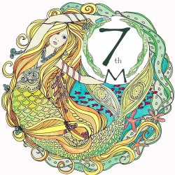 The 7th M shop logo