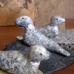 """Isle of Skye seals"""
