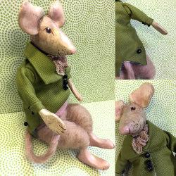 Mr Murdoch Mouse
