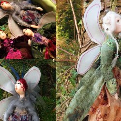 Galloway Forest faeries