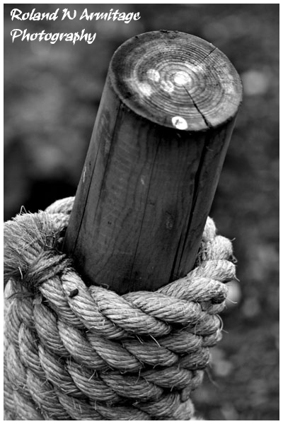 Post & Rope