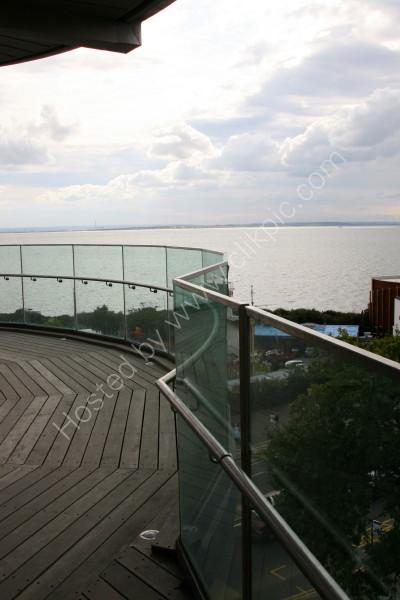 Southend Pier - New Entrance Structure