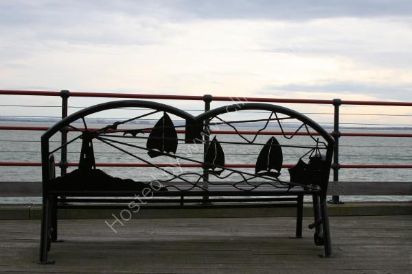 Southend Pier Head - Seat