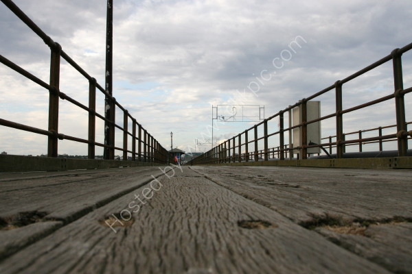 """Southend Pier - """"The Boards"""""""