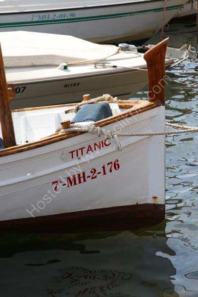 Fornells Fishing Boat - Menorca
