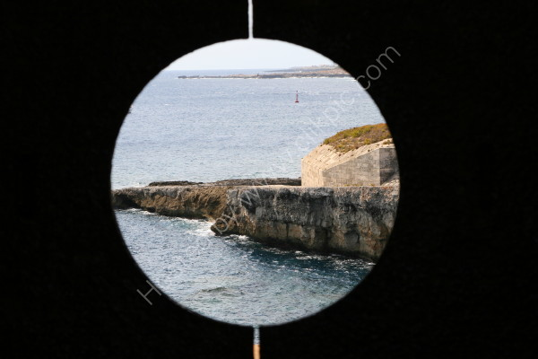 La Mola Window 2 - Menorca